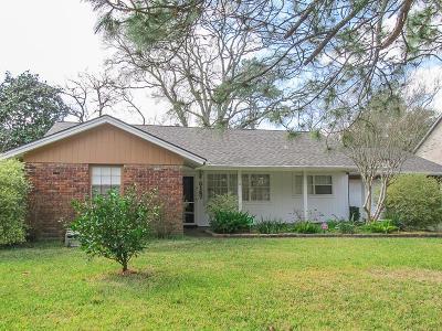 Houston Single Family Home For Sale: 5147 Indigo Street