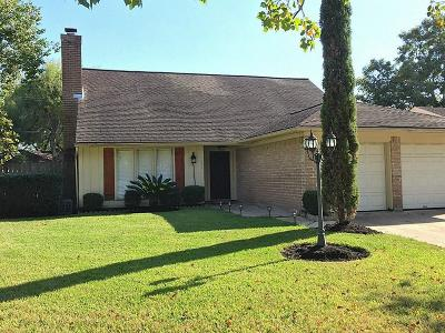 Missouri City Single Family Home For Sale: 3286 Hunters Glen Drive