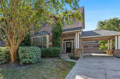 Conroe Single Family Home For Sale: 3 Hartwick Court