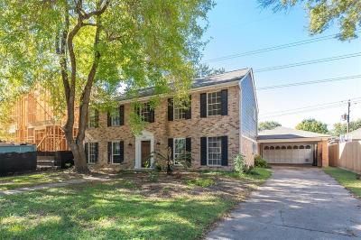 Houston Single Family Home For Sale: 14959 Bramblewood Drive