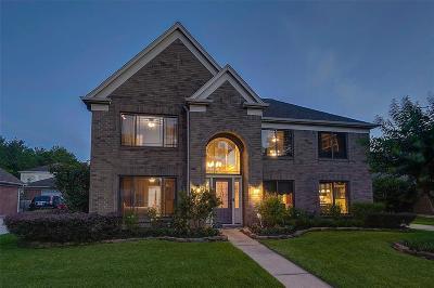 Houston Single Family Home For Sale: 18519 Fawn Run Lane