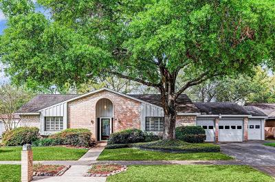 Houston Single Family Home For Sale: 7523 Brush Wood Drive
