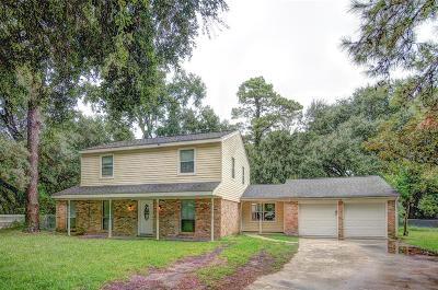 La Marque Single Family Home For Sale: 4 Pine Circle