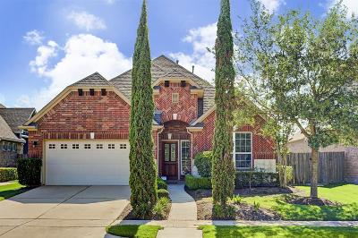 Sugar Land Single Family Home For Sale: 2122 Ascot Lane