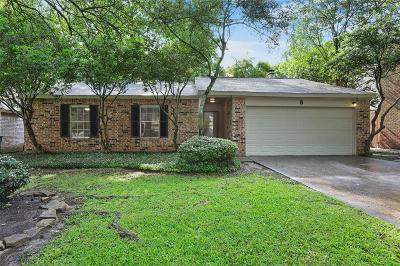 The Woodlands Single Family Home For Sale: 6 Basal Briar Court