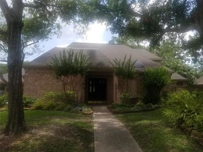 Houston Single Family Home For Sale: 11626 Highgrove Drive