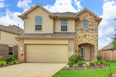 Katy Single Family Home For Sale: 3551 Paganini Place