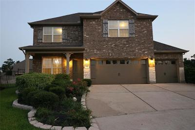 Tomball TX Single Family Home For Sale: $369,990