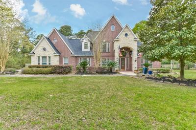 Magnolia Single Family Home For Sale: 23807 Teneya Canyon