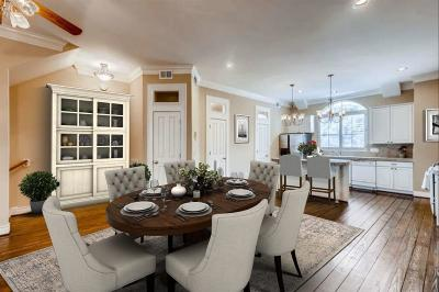 Rice Military Condo/Townhouse For Sale: 118 Detering Street