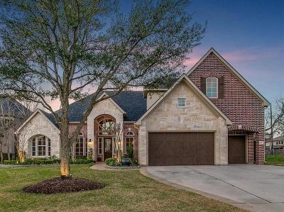 Fort Bend County Single Family Home For Sale: 8907 Legends Lane