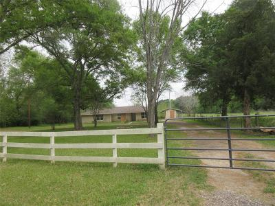 Conroe Single Family Home For Sale: 10412 Ehlers
