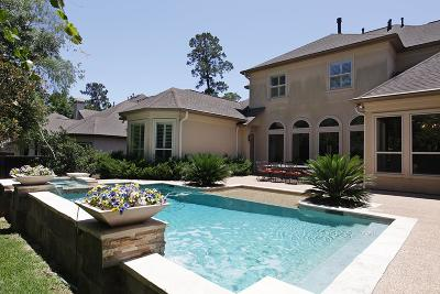 The Woodlands Single Family Home For Sale: 59 Knightsgate Circle