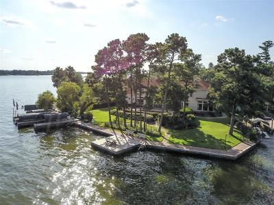Montgomery Single Family Home For Sale: 2803 Lakeside Drive