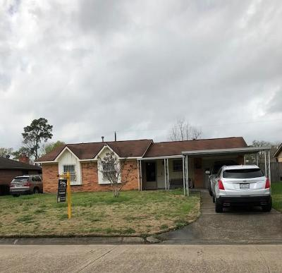 Channelview Single Family Home For Sale: 719 Brookview Street