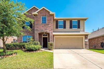 Houston Single Family Home For Sale: 11406 N N Creekwood Hills Lane N