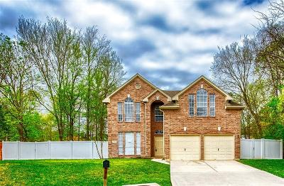 Single Family Home For Sale: 3618 Hickory Hill Lane