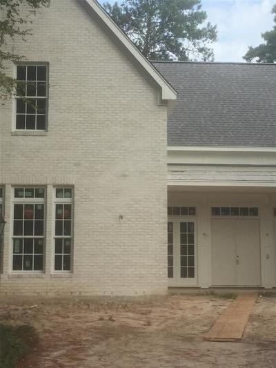 Single Family Home For Sale: 7 Crinkleroot Court
