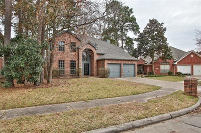 Spring Single Family Home For Sale: 2610 Spring Chase Drive