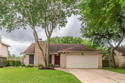 Sugar Land Single Family Home For Sale: 16614 Red Gully Drive