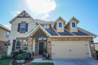 Richmond Single Family Home For Sale: 5802 Peralta Meadow Court
