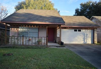 Fort Bend County Single Family Home For Sale: 15902 Barbarossa Drive S