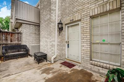 Houston Condo/Townhouse For Sale: 3800 Tanglewilde Street #905