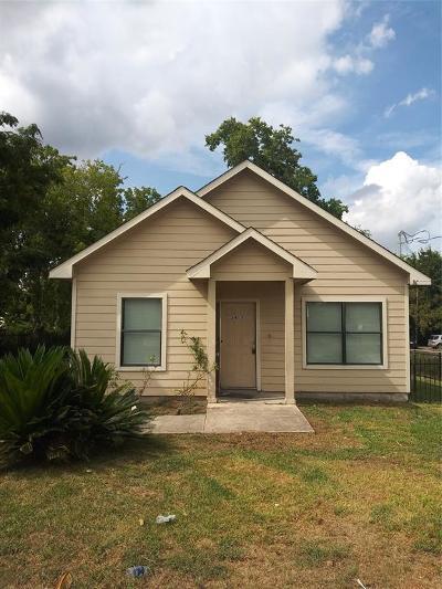 Houston, Katy, Cypress, Spring, Sugar Land, Woodlands, Missouri City, Pasadena, Pearland Rental For Rent: 2415 Lorraine Street