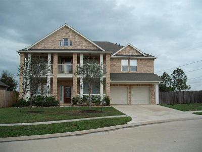 Pearland Single Family Home For Sale: 13801 Lilac View Court