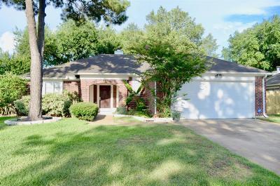 Katy Single Family Home For Sale: 3322 Lakeland Gardens Drive