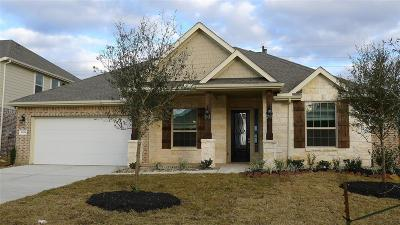 Cypress Single Family Home For Sale: 18614 Southard Oaks