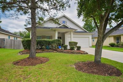 Humble Single Family Home For Sale: 17927 Magenta Springs Drive