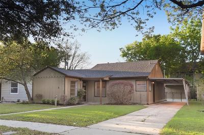 Houston Rental For Rent: 4223 Tennyson Street