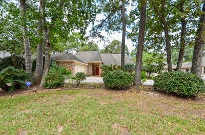 Kingwood Single Family Home For Sale: 2815 Rustic Woods Drive