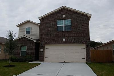 Houston Single Family Home For Sale: 10510 Pine Landing Drive