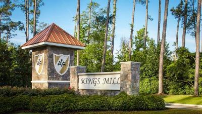 Kingwood Single Family Home Pending: 21390 Somerset Shores Crossing