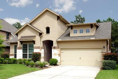 The Woodlands Single Family Home For Sale: 127 Lindenberry Circle