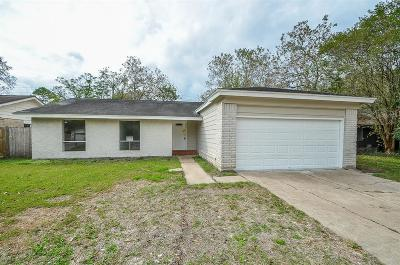 Friendswood Single Family Home For Sale: 16934 Worden Lane