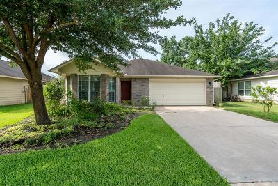 Hockley Single Family Home For Sale: 24223 Wild Horse Lane