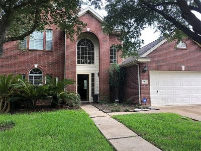 Richmond Single Family Home For Sale: 17411 Winfield Square
