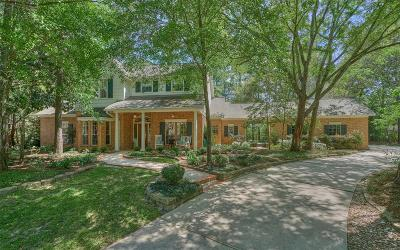 The Woodlands Single Family Home For Sale: 34 Silverstrand Place