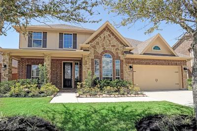 Richmond Single Family Home For Sale: 12119 Orzano Lane