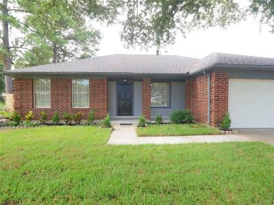 Spring TX Single Family Home For Sale: $194,000