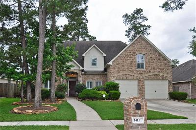 Summerwood Single Family Home For Sale: 14131 Sandhill Crane Drive
