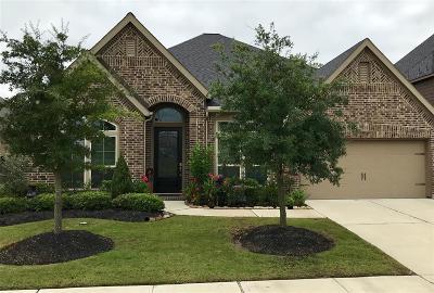 Katy Single Family Home For Sale: 1618 Bayou Bend Lane