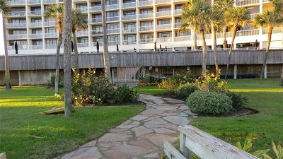 Galveston Mid/High-Rise For Sale: 1401 E Beach Drive #907