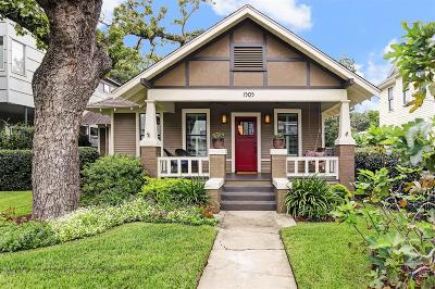 Harris County Single Family Home For Sale: 1505 Allston Street