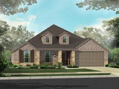 Fulbrook On Fulshear Creek Single Family Home For Sale: 5118 Long Branch Bend
