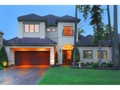 The Woodlands Single Family Home For Sale: 15 Serenade Pines Place