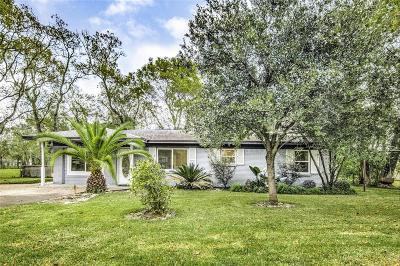 Dickinson Single Family Home For Sale: 3629 Prairie Drive